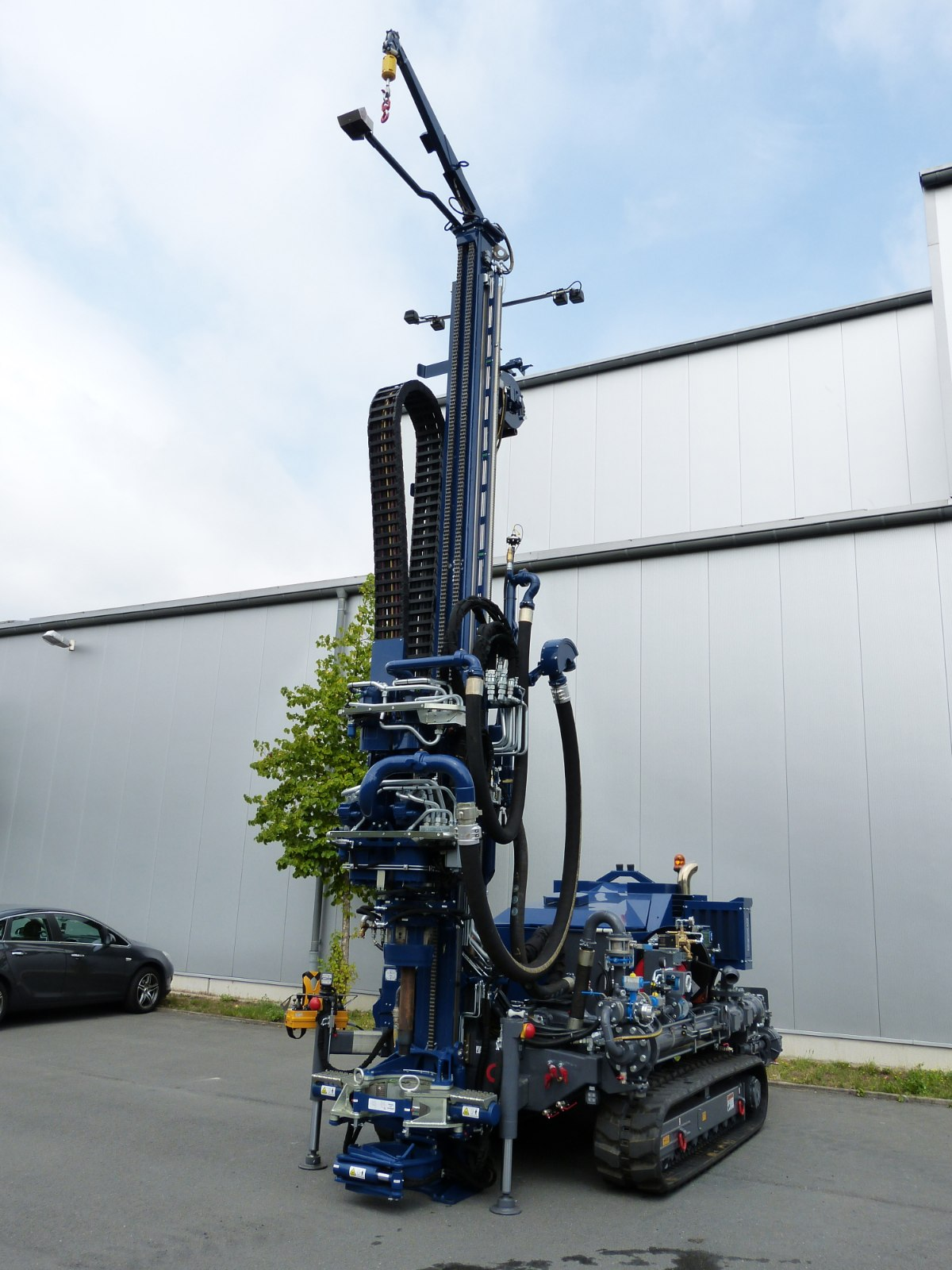 Geotec_Bohrtechnik_Drilling_Doppelkopfbohrgeraet_Erdwaermebohrmaschine_Double-head-drilling-rig_Geothermal-drilling-machine_Rotomax_XL_GTi_01-P1160119