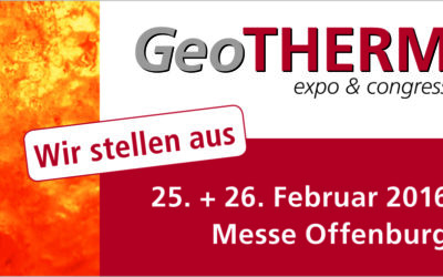 Offenburg – GeoTHERM 2016 – expo & congress